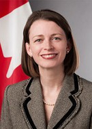 Jennifer MacIntyre... (PHOTO FOURNIE PAR LE GOUVERNEMENT DU CANADA) - image 1.0