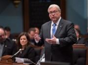 Le ministre de la Santé, Gaétan Barrette... (Photo Jacques Boissinot, Archives La Presse Canadienne) - image 1.0