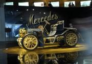 Le musée Mercedes-Benz... (Photo Thomas Kienzle, archives AFP) - image 5.0