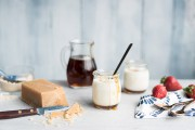 Comme collation, le lait fermenté peut être servi... (fournie par Nutrinor) - image 2.0