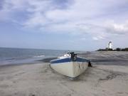 La longue, longue plage de Paya Blanca et... (collaboration spéciale Baptiste Ricard-Châtelain) - image 3.0