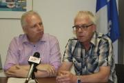 Gonzague Poirier, président du conseil d'administration de la... (Collaboration spéciale Gilles Gagné) - image 1.0