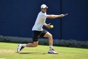 Malgré une blessure à une hance, Andy Murray... (Archives AFP, Glyn Kirk) - image 3.0