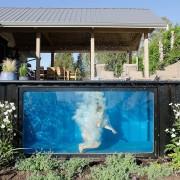 Un design contemporain distingue la piscine Modpools.... (Modpools) - image 1.0