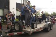 Des élèves de concentration musique de l'école secondaire... (Photo Le Progrès, Mélissa Viau) - image 2.1