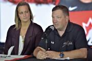 Pascal Dufresne, entraîneur-chef des Titans de Limoilou... (Le Soleil, Patrice Laroche) - image 5.0