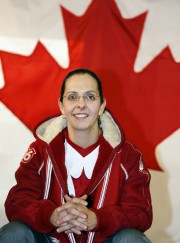 Danielle Goyette sera intronisée au Temple de la... (Archives La Presse canadienne, Jeff McIntosh) - image 8.0