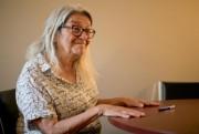 Claudine Laurin,directrice de la Fédération des OSBL d'habitation... (PHOTO DAVID BOILY, LA PRESSE) - image 1.0