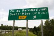 À la sortie 226, Saint-Jean-des-Piles a disparu du... (Sylvain Mayer) - image 2.0
