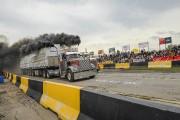 Après l'accident, l'événement a pu reprendre et le... (Photo Le Quotidien, Gimmy Desbiens) - image 2.0