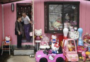 Le collectionneur a construit spécialement une maison pour... (AFP, Yoko Akiyoshi) - image 2.0