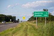 Dans l'esprit du ministère des Transports, Gentilly représente... (Photo: Olivier Croteau) - image 1.0