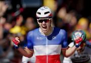Arnaud Démare a signé, mardi, sa première victoire... (AP, Christophe Ena) - image 7.0