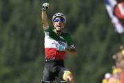 Fabio Aru... (Photo Jeff Pachoud, AFP) - image 1.0
