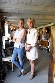 Isabelle et Christine Beaulieu, le duo derrière les... (Le Soleil, Jean-Marie Villeneuve) - image 3.0