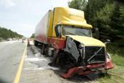 Un déversement de carburant a forcé la fermeture... (Sylvain Mayer) - image 1.0