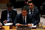 L'ambassadeur adjoint de la Russie à l'ONU, Vladimir... (REUTERS) - image 2.0