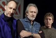 Pete Townshend, John Entwistle et Roger Daltrey en... (Archives AP) - image 3.0
