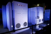 Des batteries industrielles Tesla Energy. Photo: Reuters... - image 3.0