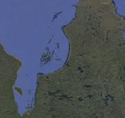 Les formations géologiques en arc de cercle sont... (WikiCommons) - image 2.0