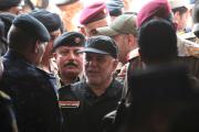 Le premier ministre irakien Haider al-Abadi (au centre)... (AFP, AHMAD AL-RUBAYE) - image 1.0