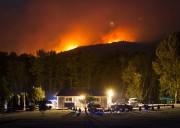 Dimanche, les feux s'étendaient sur plus de 236... (PC) - image 2.0