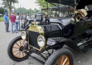 Les amateurs de voitures anciennes ont été servis... (Andréanne Lemire) - image 11.0