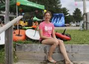 On voit sur la photo l'organisatrice de l'événement,... (Audrey Tremblay) - image 7.0