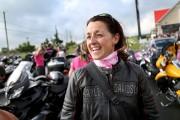 Chantal Bonenfant, du comité organisateur de la Ride... (Julie Catudal) - image 1.0
