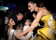 Donald Trump lors d'une fête organisée par le... (REUTERS) - image 2.0