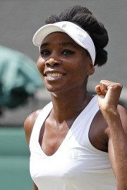 Venus Williams... (Photo Adrian DENNIS, AFP) - image 2.0