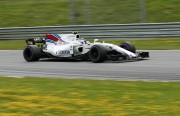 Stroll, lors du GP d'Autriche. Photo: AP... - image 5.0