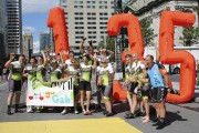 L'équipe Avril à la fin de sa participation... (Fournie par Hélène Normandin, avril) - image 1.0