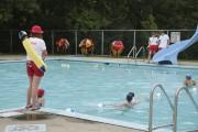 Le sauvetage a eu lieu à la piscine... (Spectre Media, René Marquis) - image 1.0