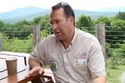 Jeremy Fontana, copropriétaire de la station de montagne... (archives La Voix de l'Est) - image 1.0