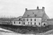 La Maison Saint-Gabriel, vers 1930. Le lieu est... (PHOTO ARCHIVES LA PRESSE) - image 3.0
