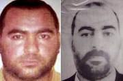 Deux photos d'Abou Bakr al-Baghdadi... (AFP) - image 1.0