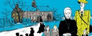 Une case de la bande dessinée L'Institut des... (Image fournie par Rues de Montréal) - image 6.0