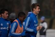 Nick DePuy (à droite) aimerait marquer quelques buts... (Photo Olivier Jean, Archives La Presse) - image 2.0