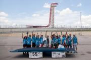 L'éŽquipe de la voiture solaire Esteban de l'Ɏcole... - image 11.0