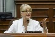 Diane Délisle, conseillère à la Ville de Sherbrooke,... (La Tribune) - image 1.0