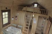 Les mini-maisons sont équipées d'installations sanitaires intérieures avec... (fournie par Domaine Floravie) - image 2.0