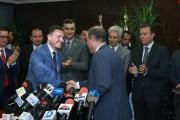 Le vice-présidentde Bombardier Transport pour l'Europe, le Moyen-Orient... (Photo La Presse) - image 1.0