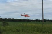 Une collision entre un autobus... (Courtoisie, Service des paramédics d'Ottawa) - image 2.0