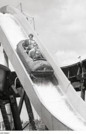 Robert Kennedy et ses fils dans la Pitoune... (Photo archives de Montréal (AVM)) - image 2.0