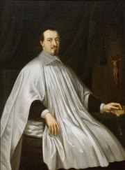 Portrait posthume de Jean-JacquesOlier (1608-1657), fondateur de la... (Image fournie par le Séminaire de Saint-Sulpice à Montréal) - image 2.0