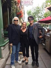 Deux musiciens du groupe The Who ont mangé... (Tirée de Facebook) - image 5.0