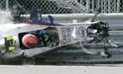Robert Kubica était sorti de cet accident avec... - image 3.0
