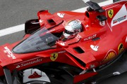 Le pilote de Ferrari Sebastian Vettel dit ne... (Associated Press) - image 3.0