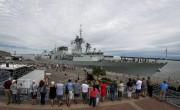 Le Navire canadien de Sa Majesté (NCSM) Toronto.... (François Gervais) - image 1.0